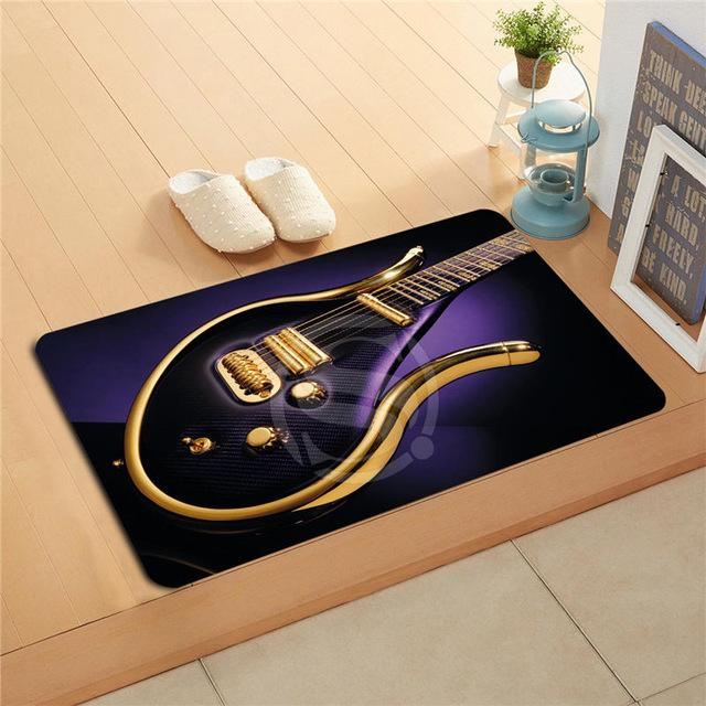 Custom Guitar Doormats
