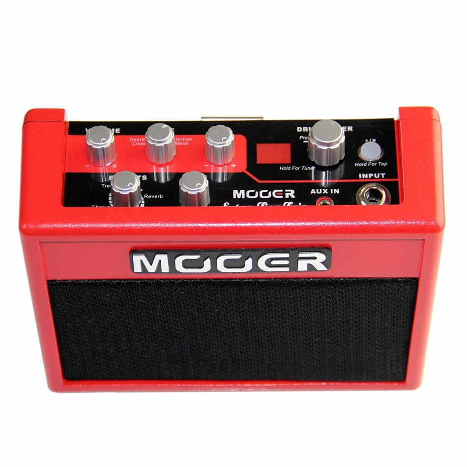Mooer Super Tiny Twin Multi-Effects Guitar Amplifier