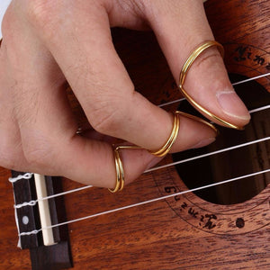 4Pcs Butterly Finger Picks - Sunfield Music