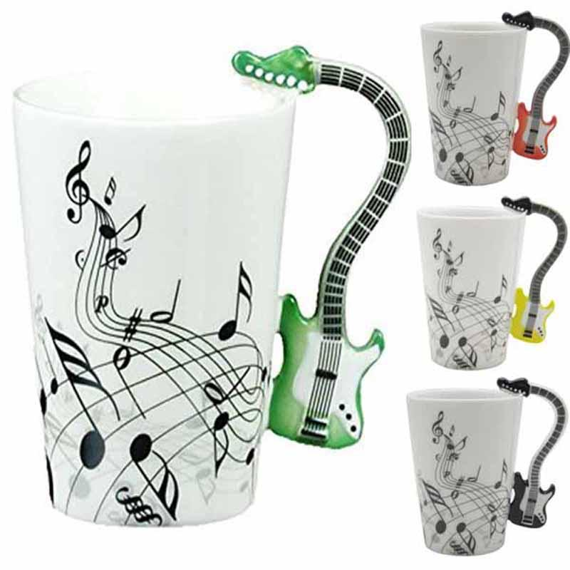 Electric Guitar Trip Mug
