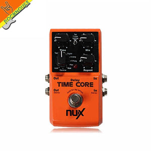 NUX Time Core 7 Modes of Delay Effect Pedal