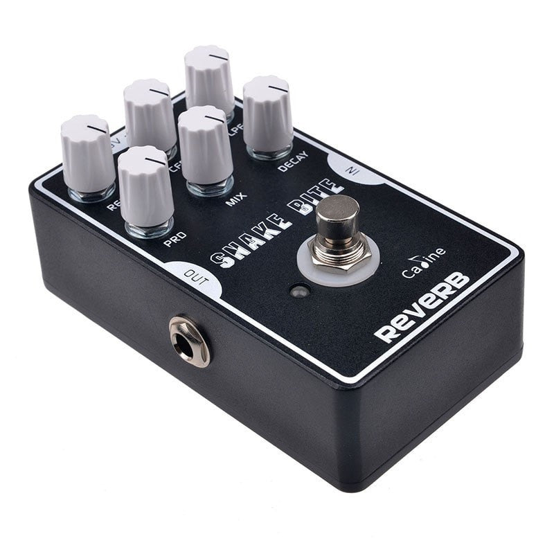 CP-26 REVERB Effects Caline Guitar Pedal