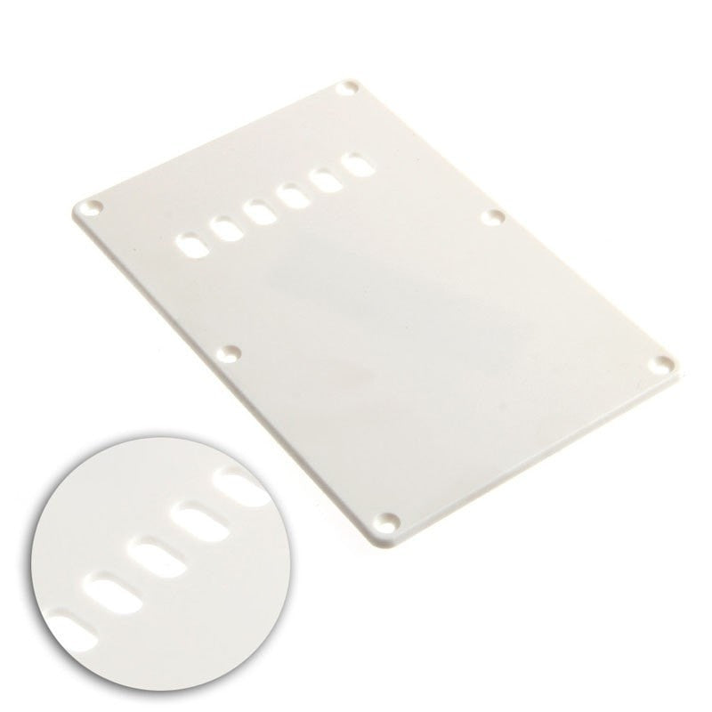 1PC Wonderful Quality Back Plate Tremolo Trem Cover For ST - Sunfield Music