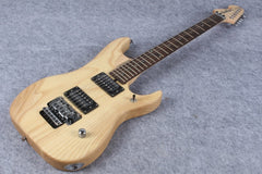 Natural Zebra WashB N4 Nuno Betancourt Electric Guitar