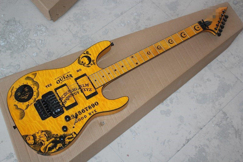 PSE KH-2 OUIJA Limited Edition Hammett Signature Yellow