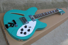 12 String Light Blue Ricky with R Tremolo - Sunfield Music
