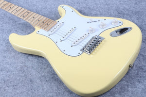 Cream Malmsteen ST Electric Guitar