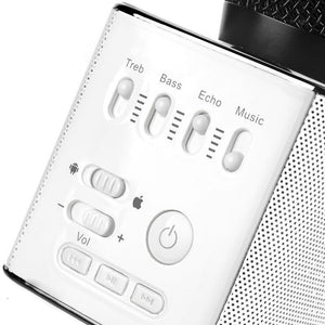 BINGSENTEC Q9 Magic Bluetooth Microphone - Sunfield Music