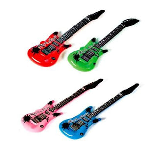 LeadingStar Toy Inflatable Guitars 12Pcs