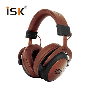 Original ISK MDH8500 Professional Monitor Studio Headphones Closed Dynamic
