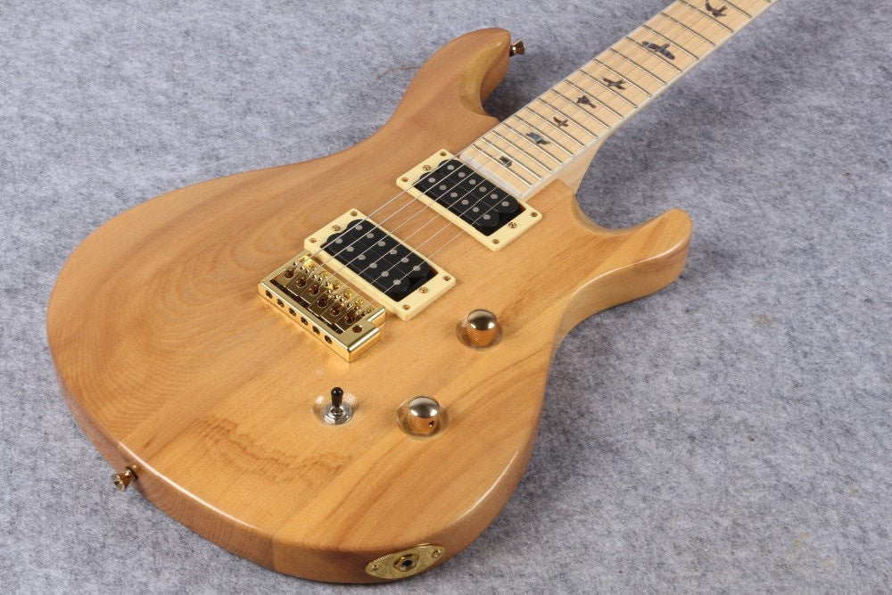 513 Custom AAA Grade Maple Country Wood PSR Electric Guitar - Sunfield Music