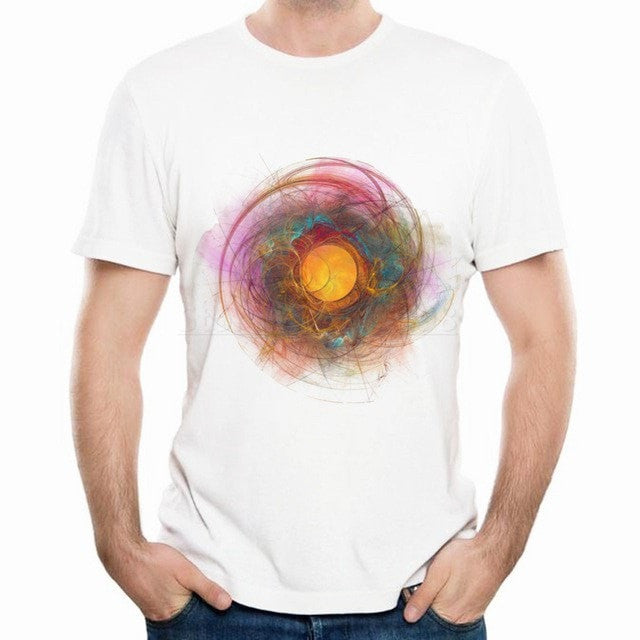 Abstact Instrument T-Shirts - Sunfield Music