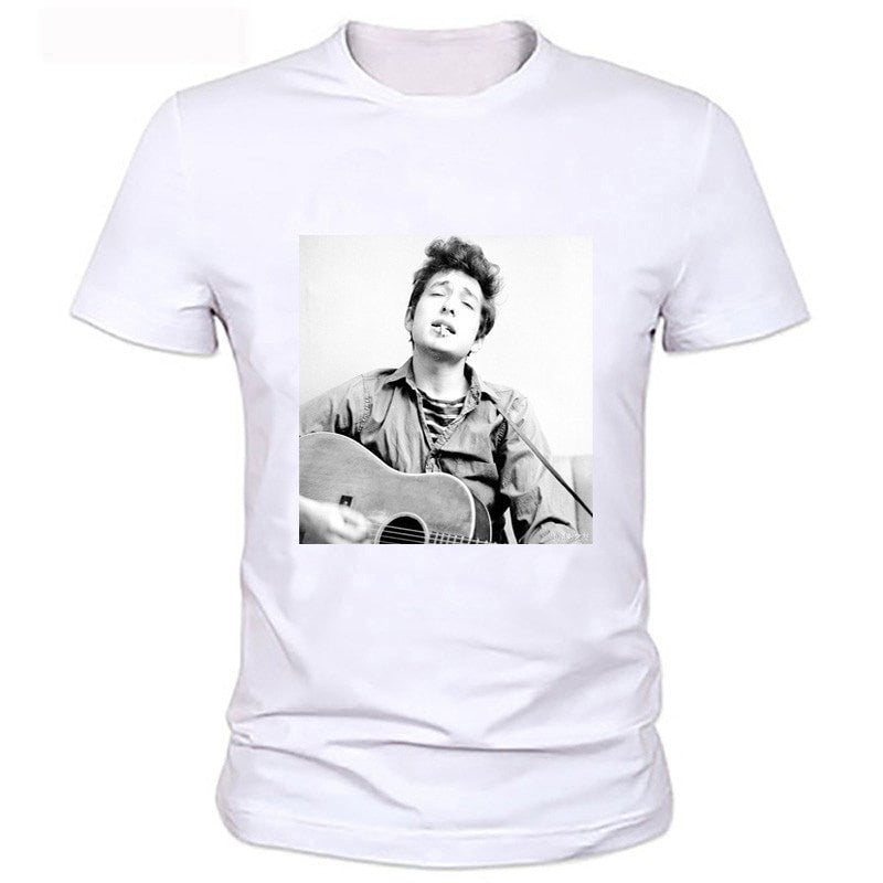 Bob Dylan Folk Tribute T-Shirts - Sunfield Music