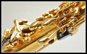 Cachimbo Gold G Saxophone - Sunfield Music