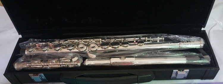 YFL-211SL 16 over C Tune and E-Key Flute