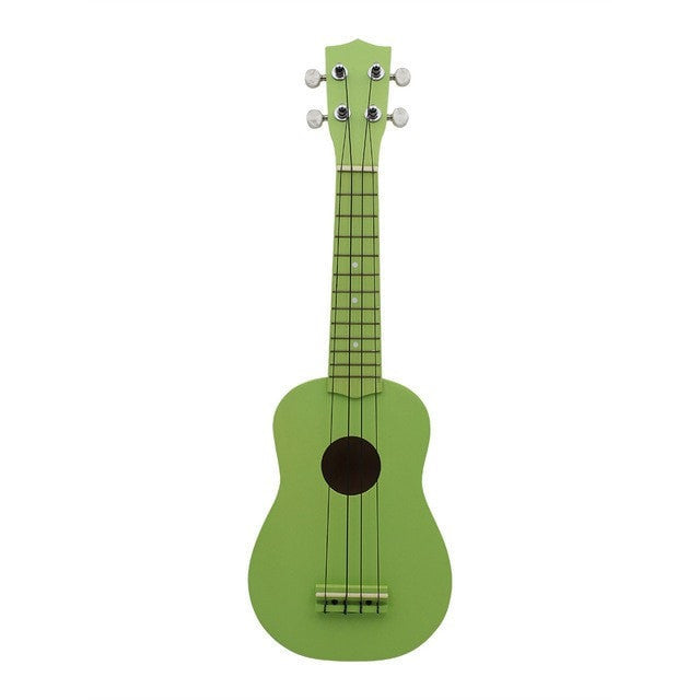 "21"" Mini Colored Ukulele with Basswood Body and Nylon Strings - Sunfield Music"