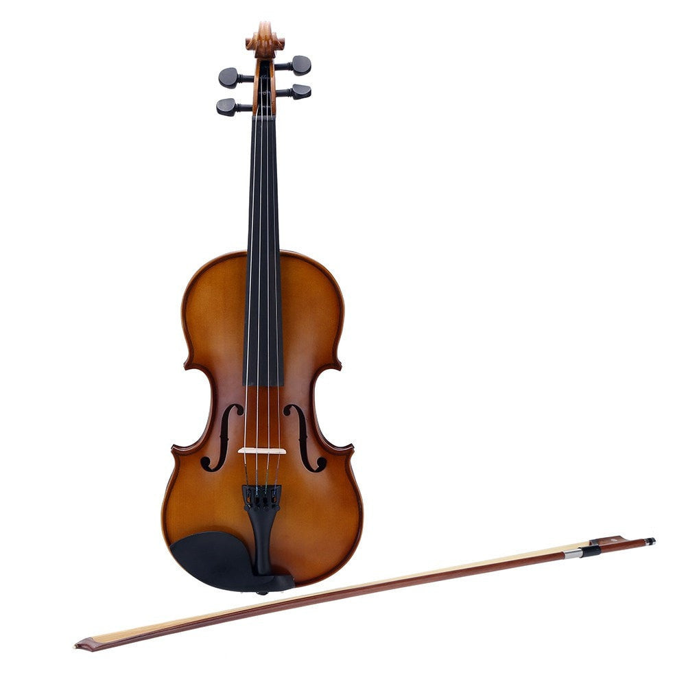 4/4 Full Size Basswood Violin - Sunfield Music