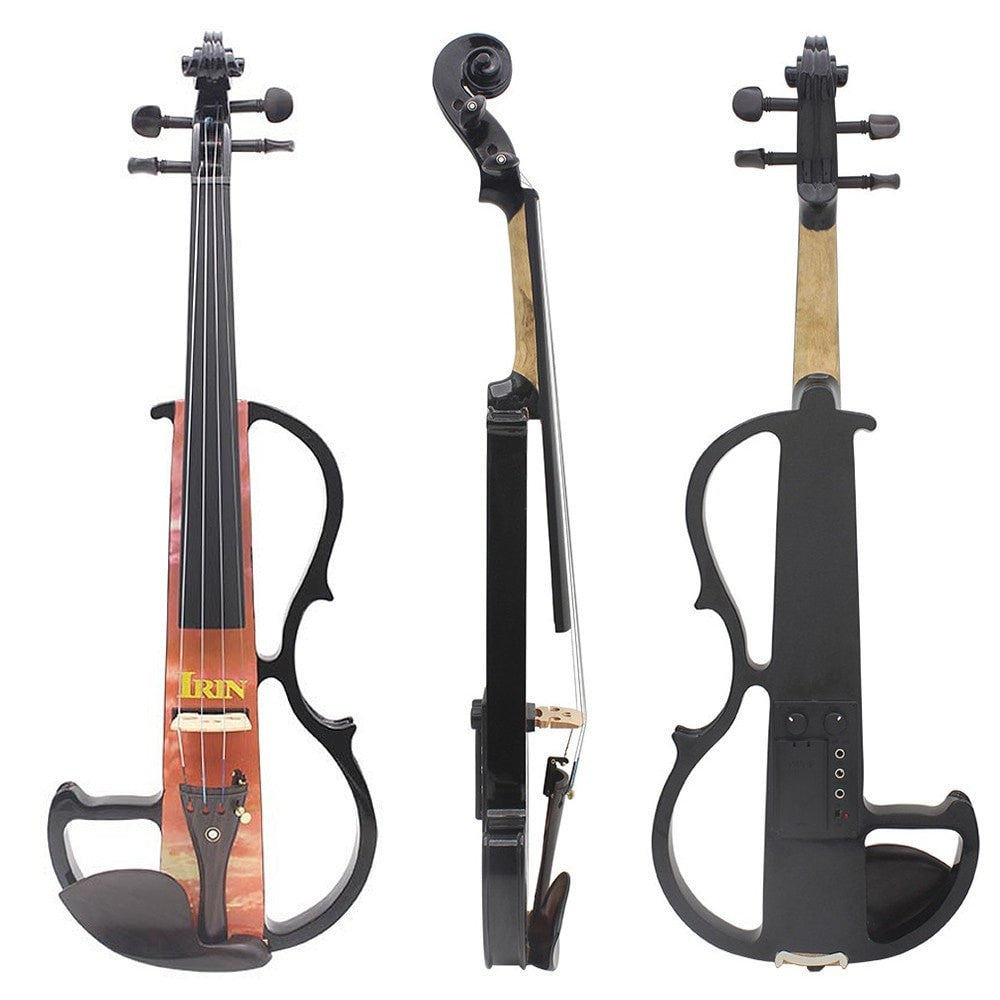 Irin Maple Full Size 4/4 Electric Violin