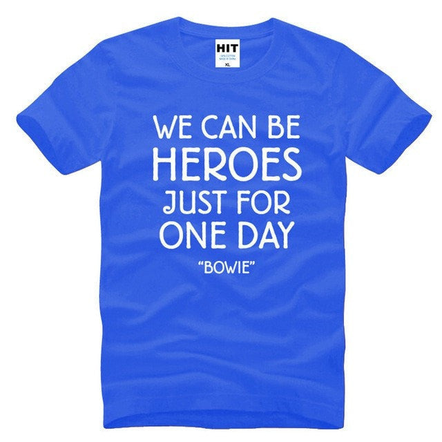 DAVID BOWIE WE CAN BE HEROES T-Shirt