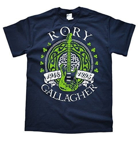 Rory Gallagher Tribute T-Shirt