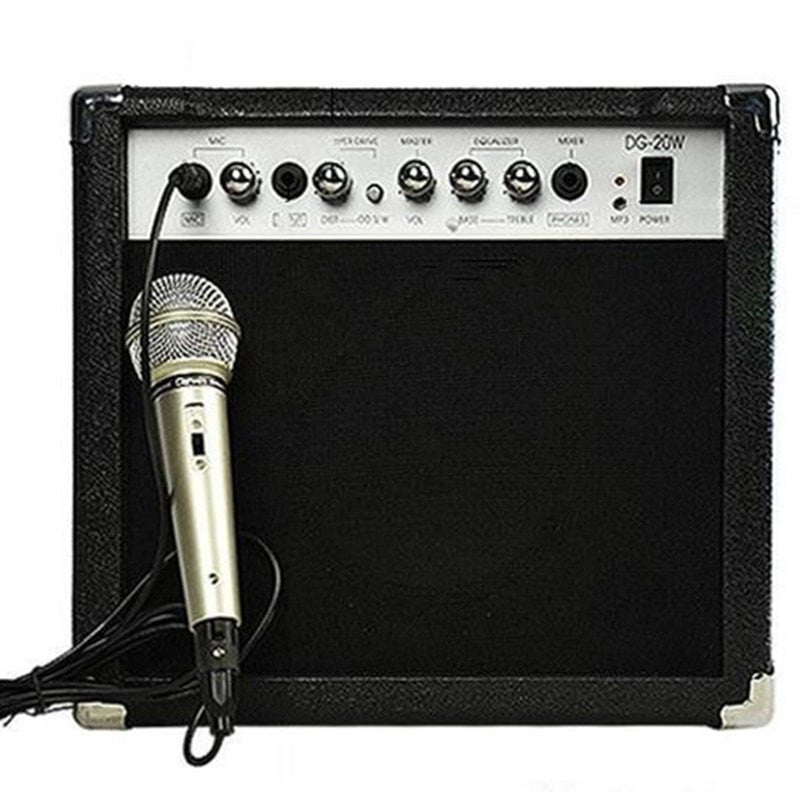 20w Acoustic Guitar Electric Guitar Amplifier with MIC - Sunfield Music