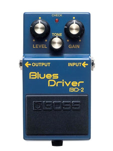 Boss Audio BD-2 Blues Driver Distortion and Overdrive Effects Guitar Pedal - Sunfield Music