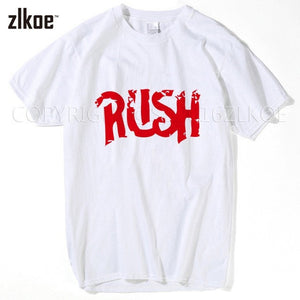 Hot 2017 Rush Print T-Shirt by zlkoe - Sunfield Music