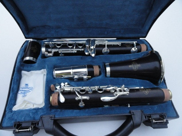 Buffet Crampon & Cie A Paris Clarinet with Case / 1986 E13 - Sunfield Music