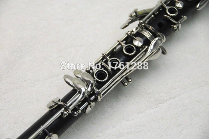 Buffet Bb Wood Clarinet Model R13 Brand New Pads Student Model Clarinet - Sunfield Music