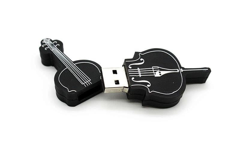 Musical Instrument USB Flash Drives