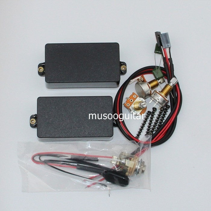 Artec Humbucker Active Pickups With Complete Wiring Setup (HMDC135) - Sunfield Music