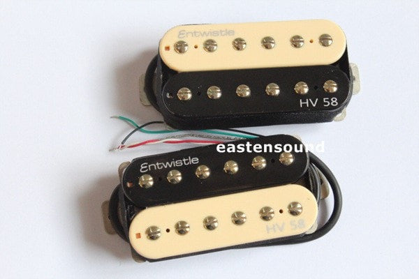 Entwistle HV58 one set pickup from Korea - Sunfield Music