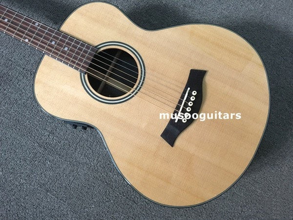 New brand 36 acoustic guitar mini 500 with EQ