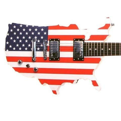 Americana Custom Electric Guitar