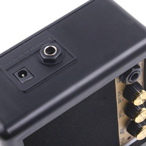PG-3 Portable Electric Guitar Mini Amp