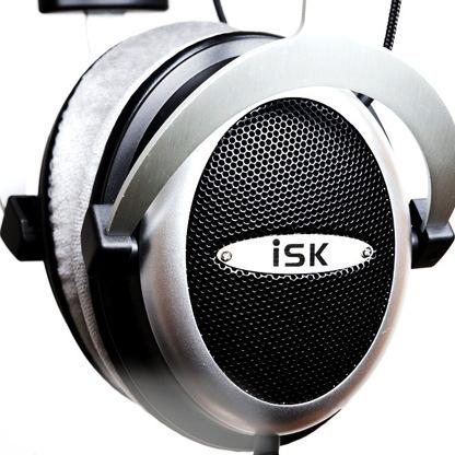 Original ISK HF2010 Semi-open Monitor Headphones