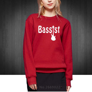 Bassist Sweatshirt