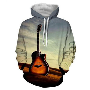 Sunfield on the Wire Hoodie