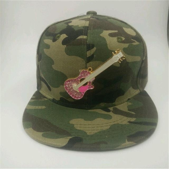 Diamond Metal Snap Back