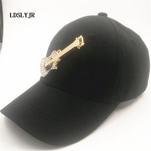 Diamond Strat Snap Back Cap