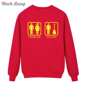 Problem Solved Sweater