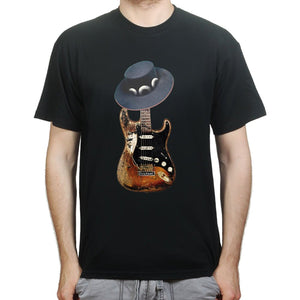 SRV Tribute Hat Number One 59 T-Shirt