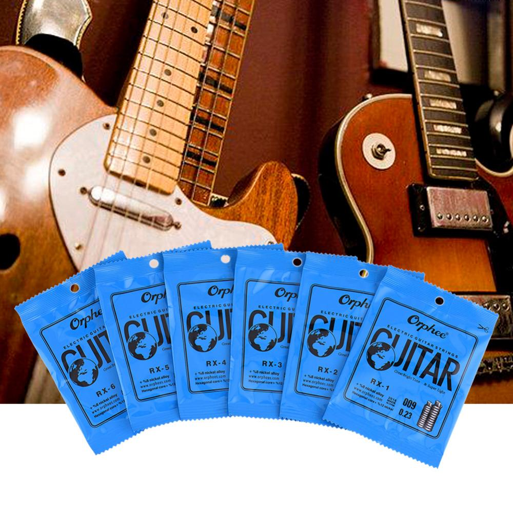 Orphee Electric Guitar Strings