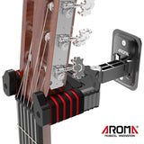 Aroma Guitar Display Wall Mount With Slot Base or Screw Base