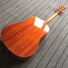 Hummingbird solid spruce top Acoustic Guitar with solid mahogany back and sides