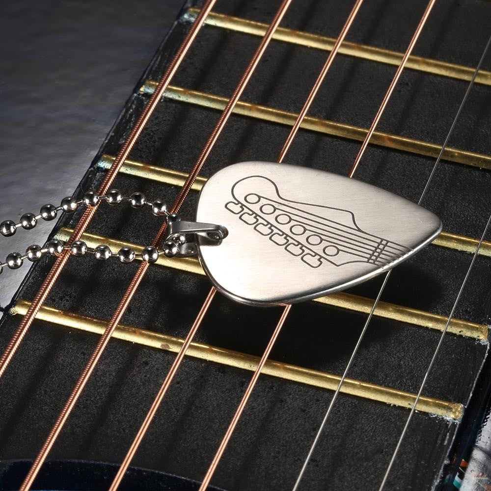 Sunfield Music's Pick Necklace - Sunfield Music