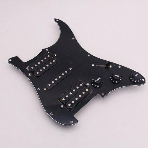 ML9810 Black HSH Loaded Pickguard