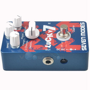 Caline CP-38 Electric Guitar Effect Pedal Lucky 7