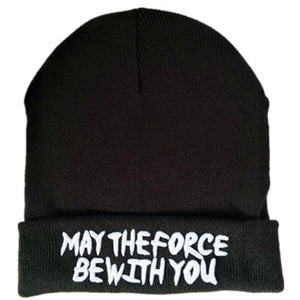 May the Force Be with You Beanie