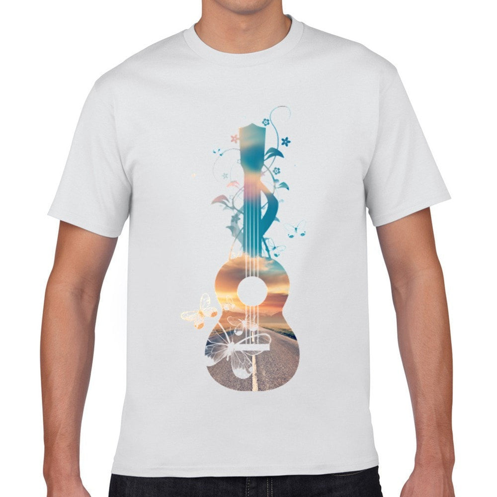 Melody Magic Guitar T-Shirt